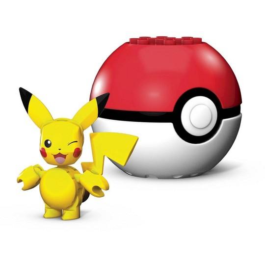 Mega Construx Pokemon Pikachu image number null