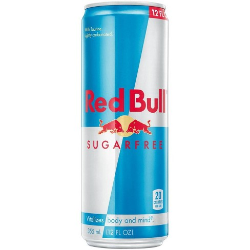 Red Bull Sugar Free Energy Drink - 12 fl oz Can - image 1 of 2