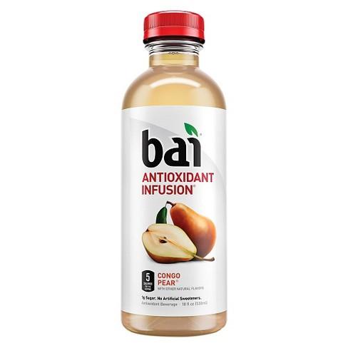 Bai Congo Pear - 18 fl oz Bottle - image 1 of 1
