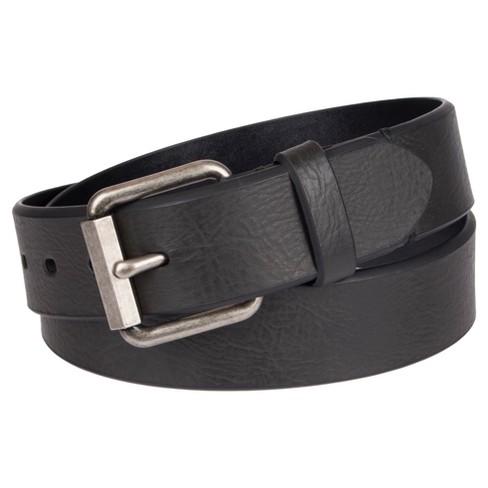 DENIZEN® from Levi's® Men's Casual Jean Belt with Roller Buckle - Black - image 1 of 1
