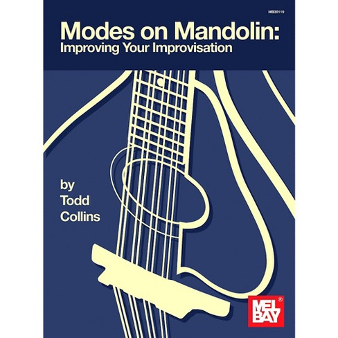 Mel Bay Modes on Mandolin: Improving Your Improvisation Book - image 1 of 1