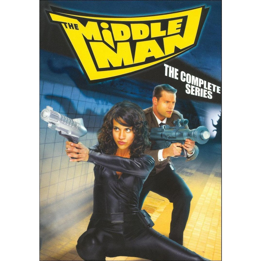 Middleman:Complete Series (Dvd)