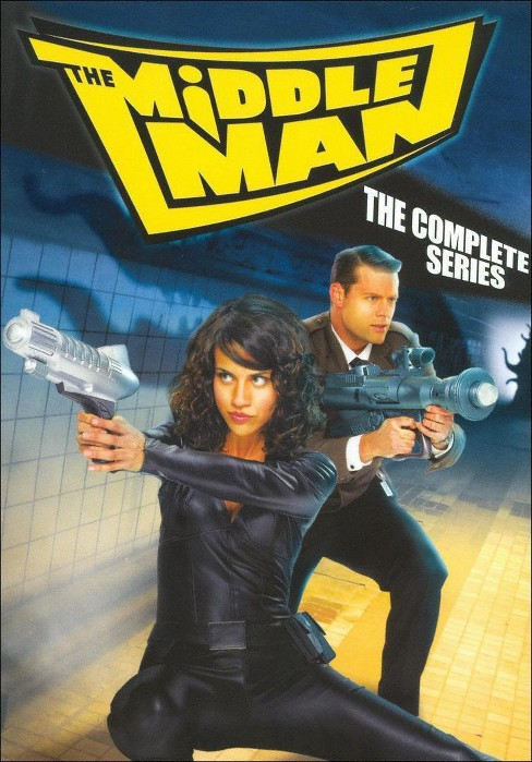 Middleman:Complete series (DVD) - image 1 of 1