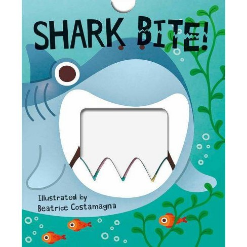 Shark Bite! (Board) by Beatrice Costamagna - image 1 of 1
