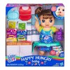 Baby Alive Happy Hungry Baby Doll - Brunette Straight Hair - image 2 of 4