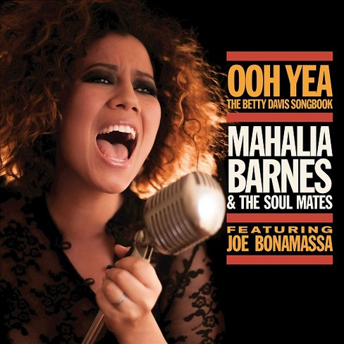 Mahalia & th barnes - Ooh yea the betty davis songbook (CD) - image 1 of 2