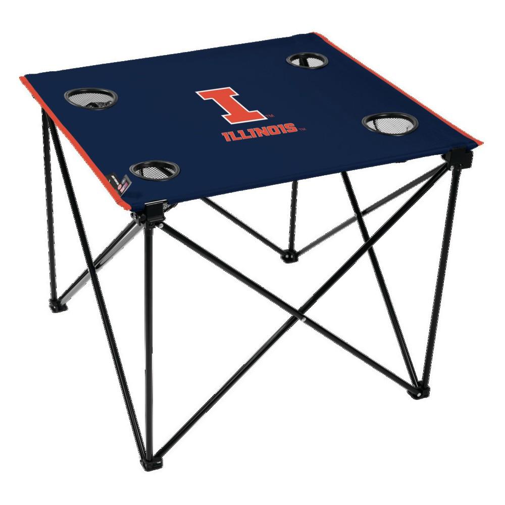 NCAA Illinois Fighting Illini Portable Table