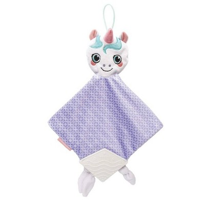 BooginHead PaciPal & Teether Blanket - Unicorn