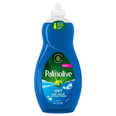 Palmolive Ultra Oxy Power Degreaser Liquid Dish Soap