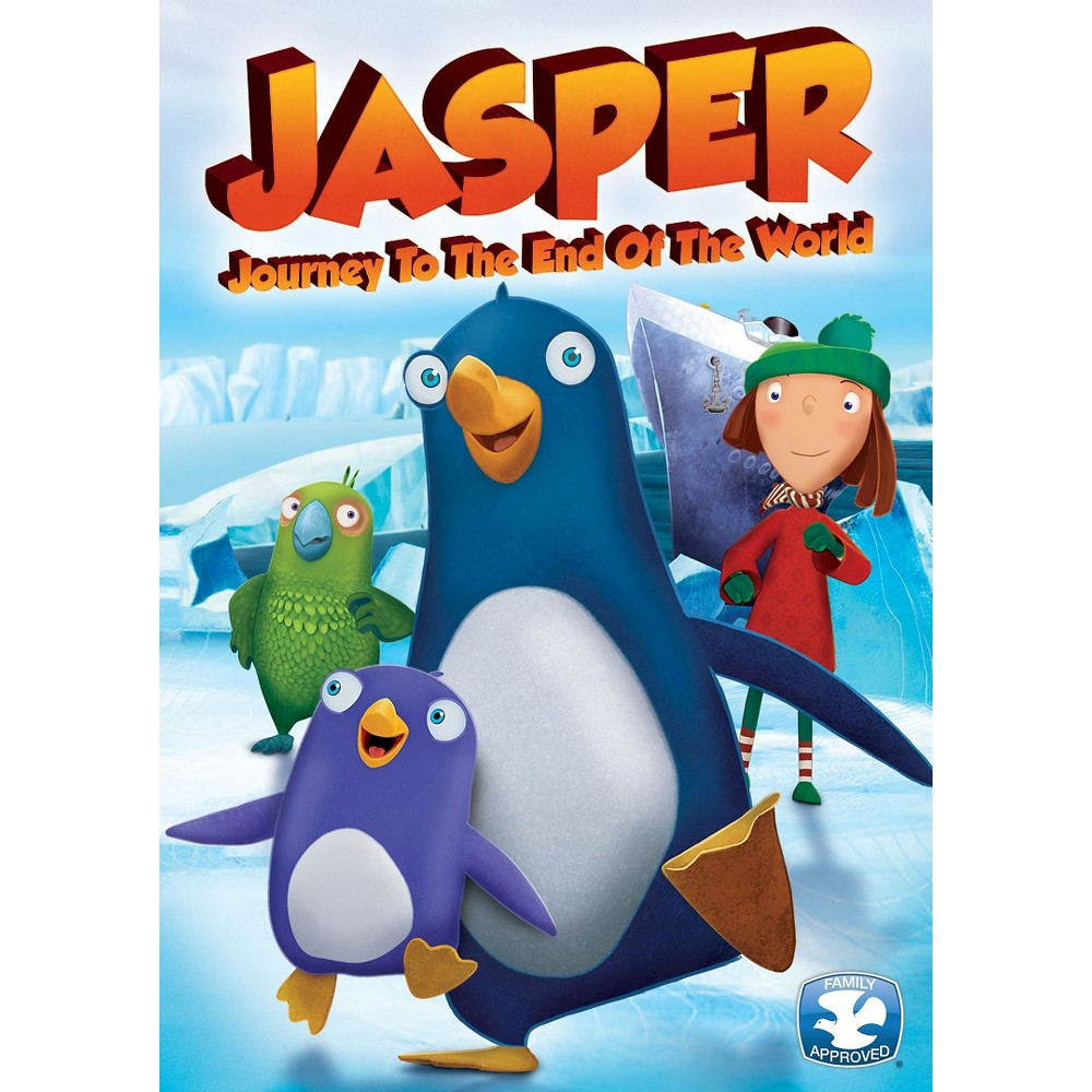 Jasper:Journey To The End Of The Worl (Dvd)