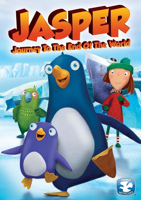 Jasper:Journey to the end of the worl (DVD) - image 1 of 1