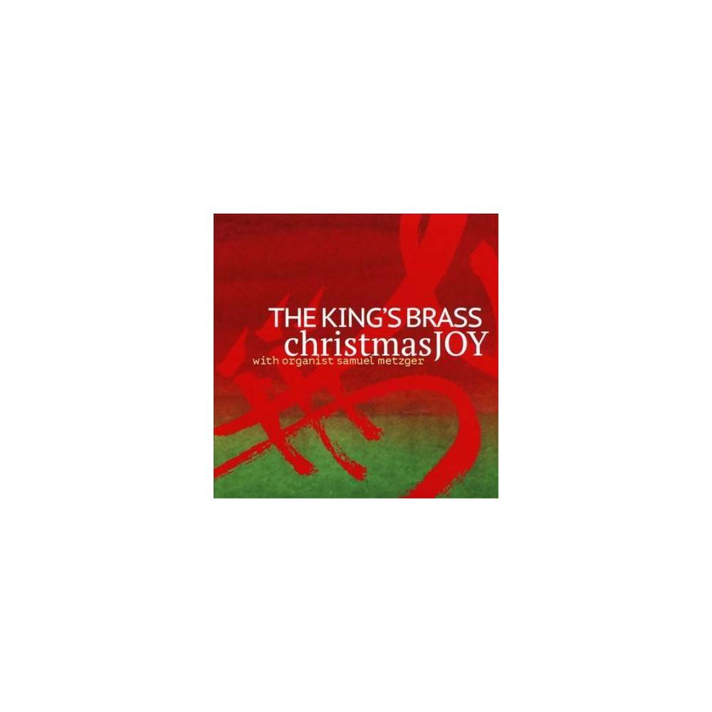 King's Brass - Christmas Joy (CD)