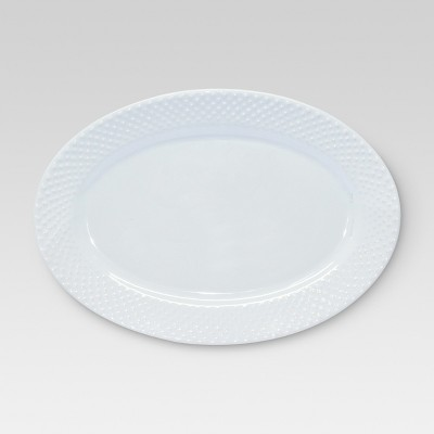 Serving Platter Porcelain - Threshold™