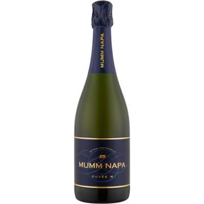 Mumm Napa Cuvee M Sparkling Wine - 750ml Bottle