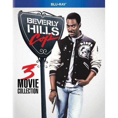 Beverly Hills Cop 3-Movie Collection (Blu-ray)