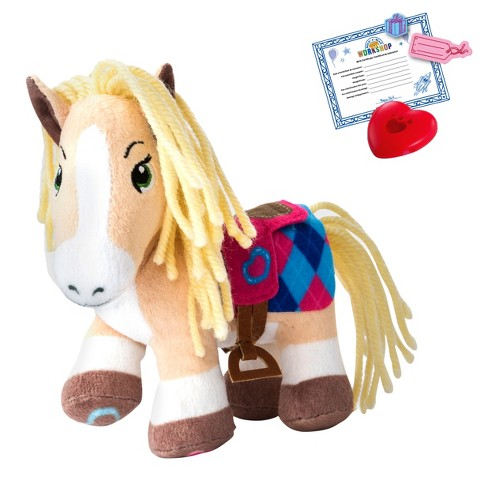Build-A-Bear Workshop® - Furry Fashions - Palomino Pony - image 1 of 8