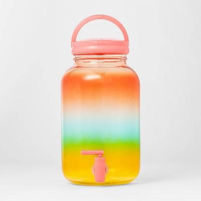 1.1gal Plastic Beverage Dispenser - Sun Squad™