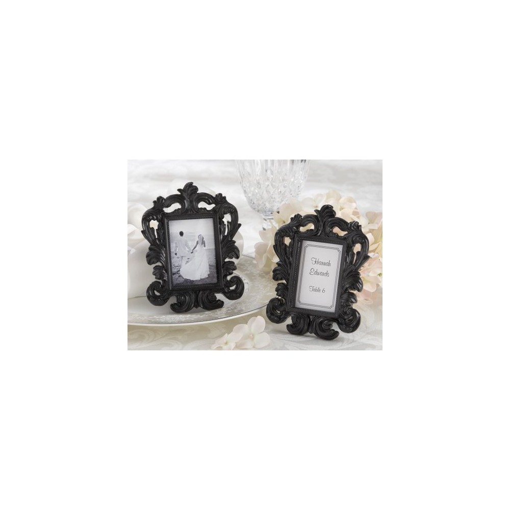 12ct Baroque Frame Table Place Holder
