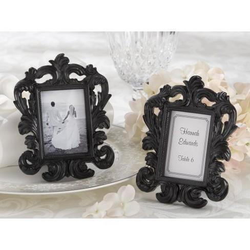 12ct Baroque Frame Table Place Holder : Target
