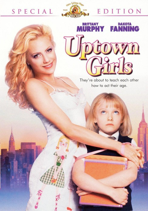 Uptown Girls (dvd_video) - image 1 of 1