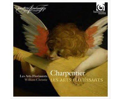 Les arts florissants - Charpentier:Les arts florissants (CD) - image 1 of 1