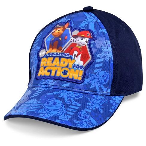 5394ec708 Paw Patrol Toddler Baseball Hat - Blue One Size
