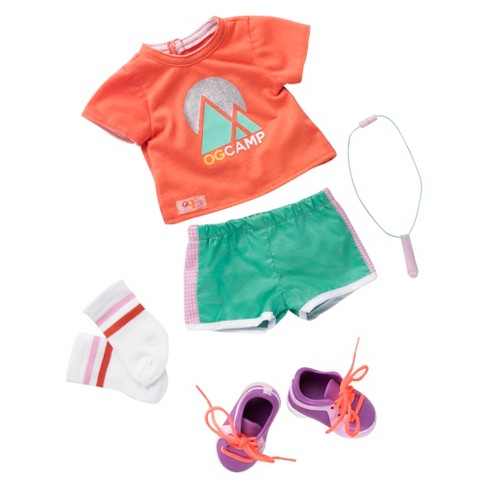 Our Generation® Fashion Outfit - Summer Camp™ - image 1 of 2