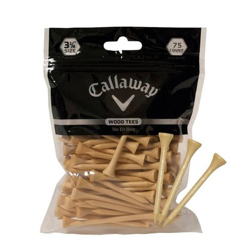 Callaway 3.25 Wood Golf Tees - image 1 of 1