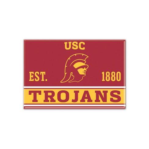 NCAA USC Trojans Fridge Magnet - image 1 of 1
