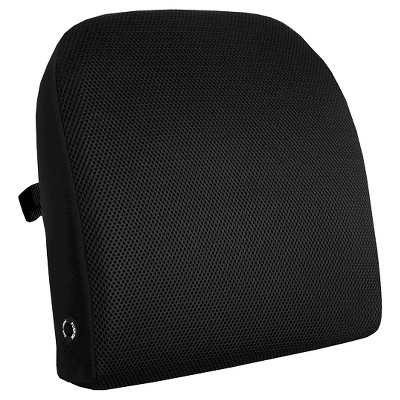 Comfort Products Memory Foam Massage Lumbar Cushion