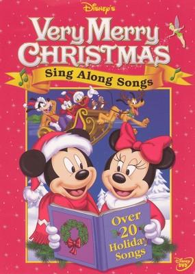 Disney's Sing-Along Songs: Very Merry Christmas (DVD)