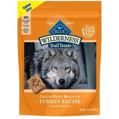 Dog Treats: Blue Buffalo Wilderness Biscuits
