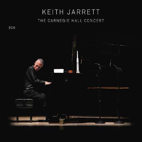 Keith Jarrett - Carnegie Hall Concert (CD) - image 1 of 1
