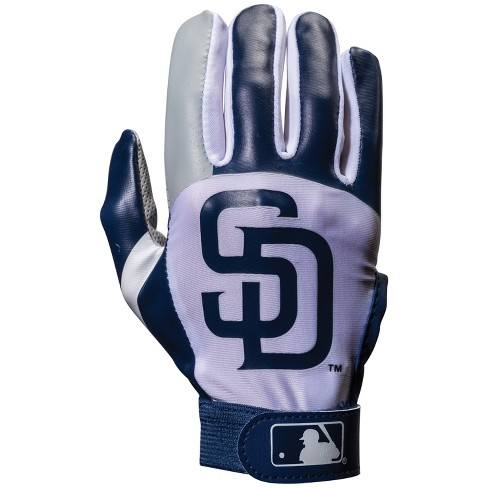 brand new 0a03f 7ee23 MLB San Diego Padres Youth Batting Glove