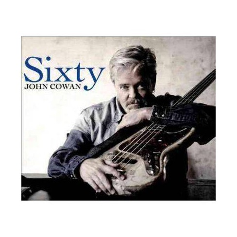 John Cowan - Sixty (CD) - image 1 of 1