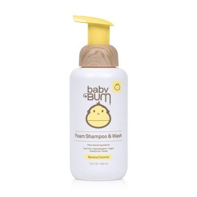 Baby Bum Banana Coconut Shampoo & Wash - 12 fl oz