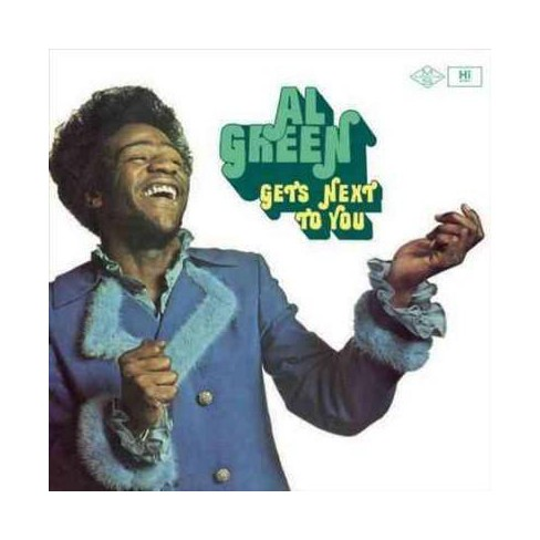 Al Green - Gets Next To You (Vinyl) - image 1 of 1