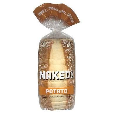 Franz Naked Potato Sandwich Bread - 22.5oz