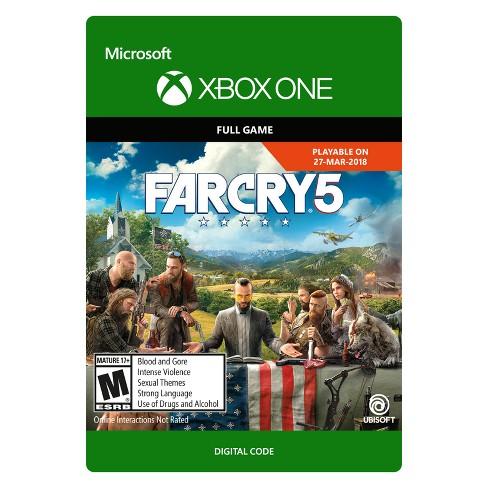 Far Cry 5 - Xbox One (Digital)