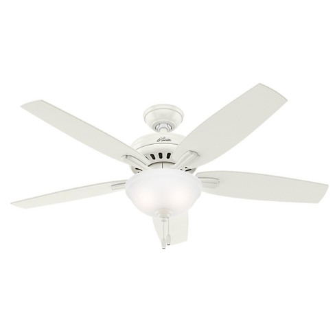 """52"""" Newsome Ceiling Fan White (Includes Energy Efficient ..."""