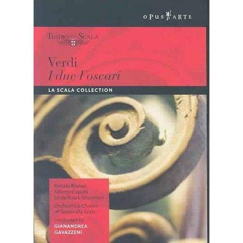 VERDI:I DUE FOSCARI (DVD) - image 1 of 1