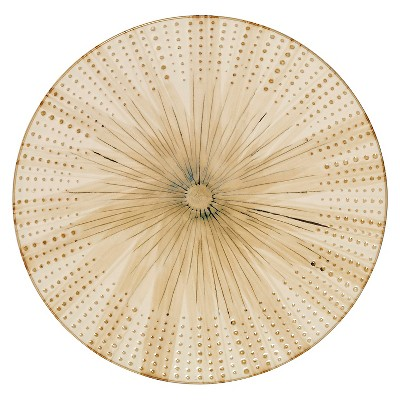 """Pfaltzgraff Expressions® Capri Dinner Plates Tan   11""""X11"""" Set Of 4 by Shop This Collection"""