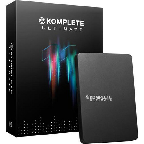 Native Instruments Komplete 11 Ultimate Upgrade for Kselect Virtual Instruments and Effects Collection Software, USB Drive - image 1 of 1