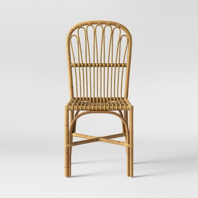 Cuprina Rattan Dining Chair Light Brown   Opalhouse™ by Shop This Collection