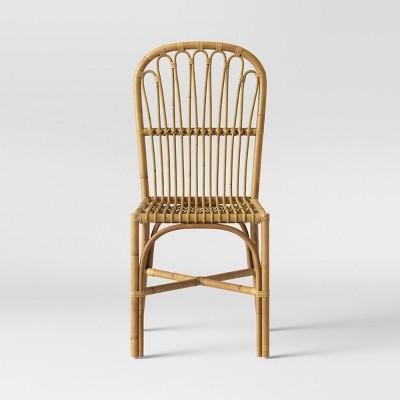 Cuprina Rattan Dining Chair Light Brown - Opalhouse™