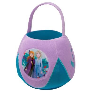 Frozen Anna/Elsa Jumbo Plush Easter Basket
