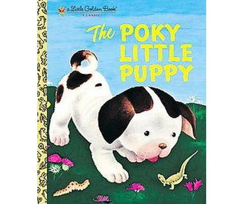 The Poky Little Puppy Little Golden Books Target