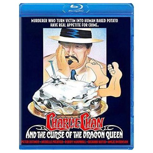 Charlie Chan & The Curse Of The Dragon Queen (Blu-ray) - image 1 of 1