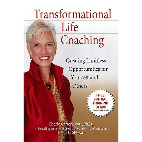 Transformational Life Coaching - by  Cherie Carter-Scott (Paperback) - image 1 of 1