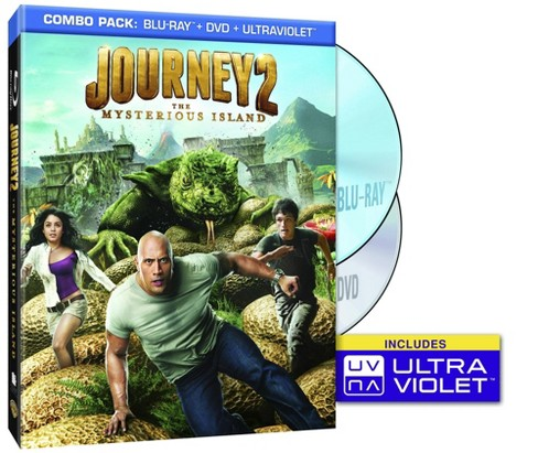 Journey 2: The Mysterious Island (Blu-ray) - image 1 of 1